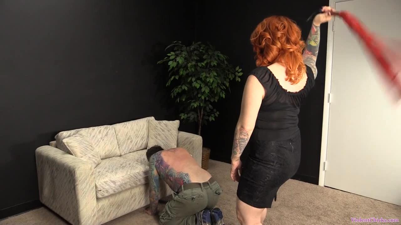 Miss Olivia In Scene: Miss Olivia's sexy open toe colorful heels get a tongue cleaning - VIOLENTCHICKS - HD/720p/MP4
