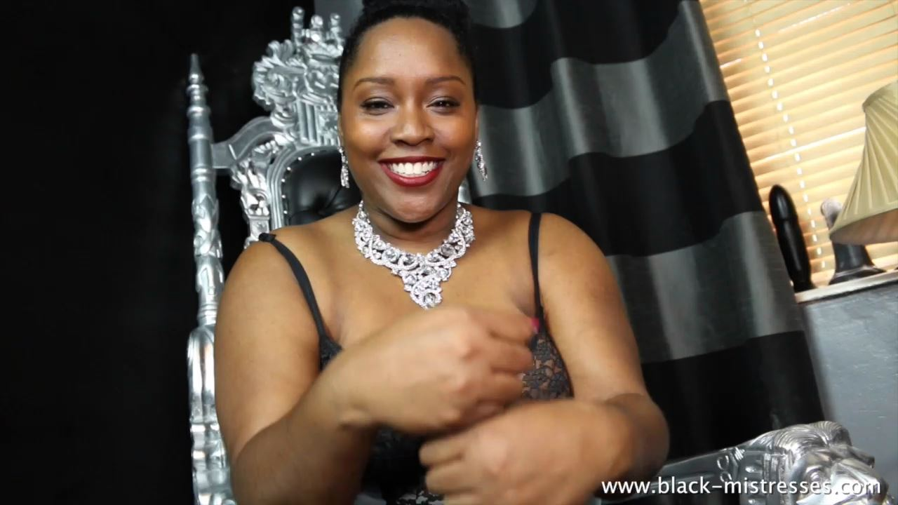 LADY ANDROMEDA In Scene: Follow the Instructions of Lady Andromeda - BLACK-MISTRESSES - HD/720p/MP4