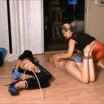 Kelly, Abby, Briella Jaden In Scene: Vixen Catburglars Caught Custom Video Part 1 – BRIELLASBONDAGEBOUTIQUE – HD/720p/MP4