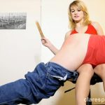 Courtney Shea In Scene: Travel Agent Spanking – CLARESPANKSMEN – FULL HD/1080p/MP4