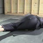 Krysta Kaos In Scene: Hobble Straitjacket Escape – FETISHPROS – FULL HD/1080p/MP4