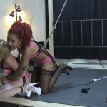 Daisy Ducati, Kay Kardia In Scene: Kay and Daisy Escape Attempt – FETISHPROS – HD/720p/MP4