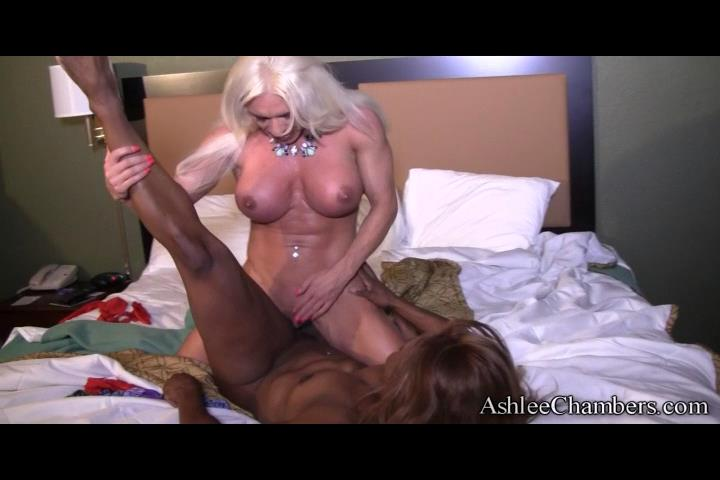 Goddess Ashlee Chambers In Scene: Love Me some Black Girls! Girl-Girl with Naadia Part 2 - GODDESSASHLEE / ASHLEECHAMBERS - SD/480p/MP4