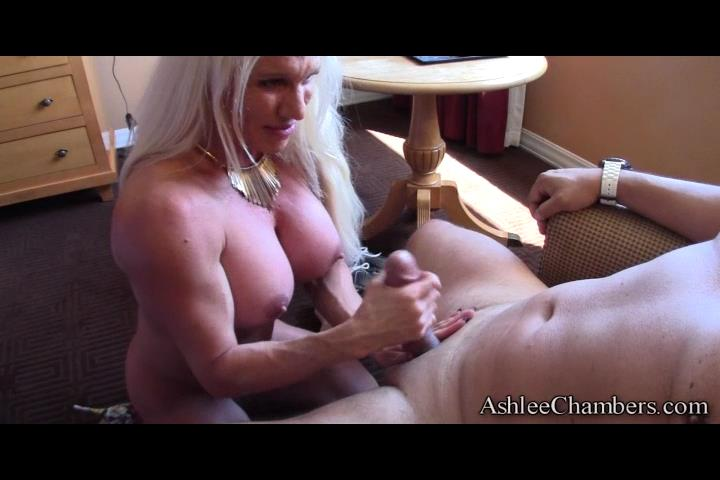 Goddess Ashlee Chambers In Scene: 'Fuck My Fans Series' Blowing a Fan in His Hotel Part 3 - GODDESSASHLEE / ASHLEECHAMBERS - SD/480p/MP4
