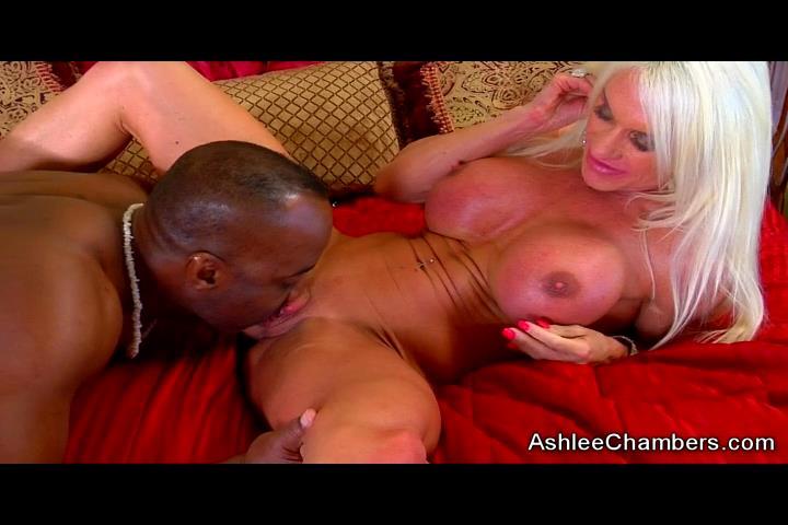 Goddess Ashlee Chambers In Scene: My BBC Valentine - GODDESSASHLEE / ASHLEECHAMBERS - SD/480p/MP4