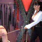 Lady Rochester In Scene: Sentanced to a Good Beating – LADYROCHESTER – HD/720p/MP4