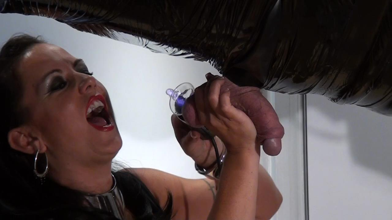 Lady Rochester In Scene: The Future is Bondage Part 2 - LADYROCHESTER - HD/720p/MP4