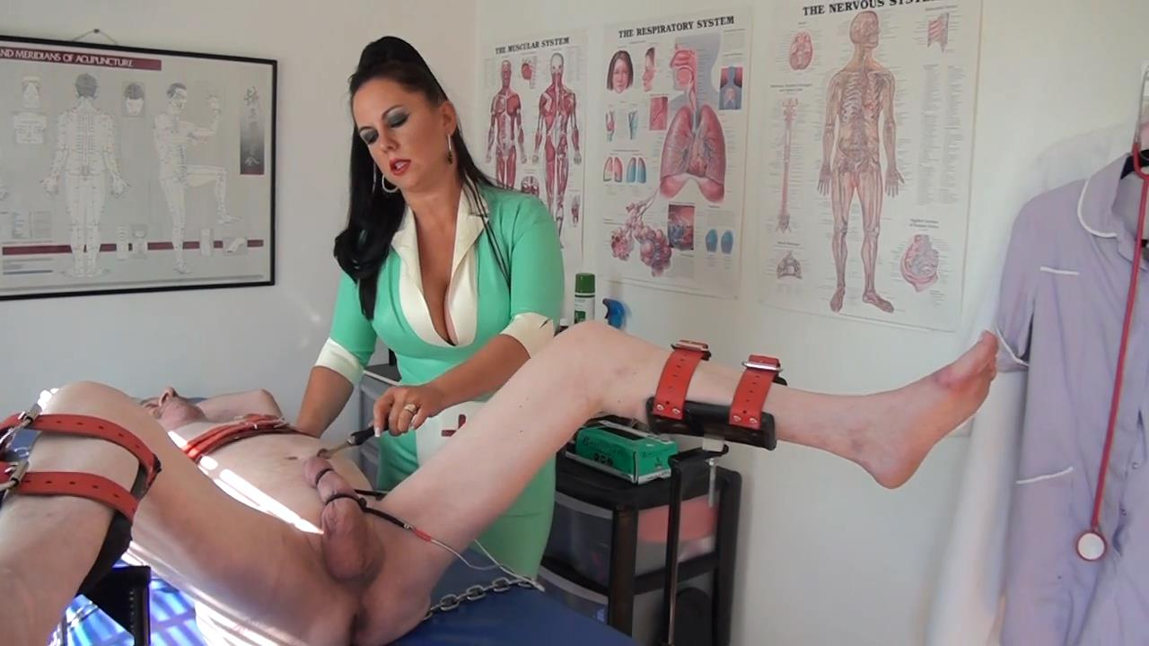 Lady Rochester In Scene: Rochester's Royal Infirmary - LADYROCHESTER - HD/720p/MP4