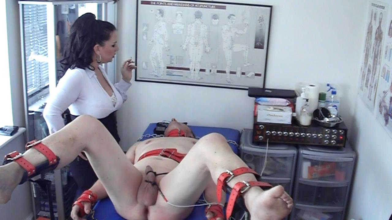 Lady Rochester In Scene: The Boss Max's Medical - LADYROCHESTER - HD/720p/MP4