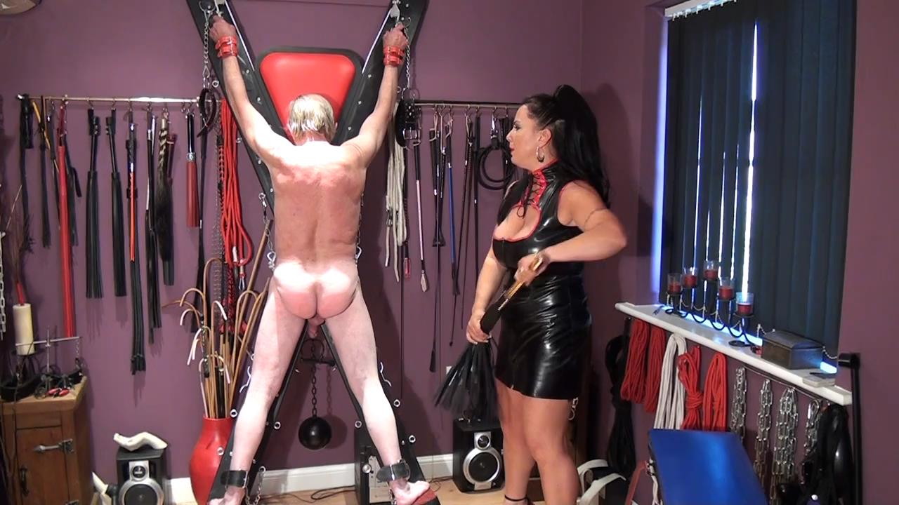 Lady Rochester In Scene: Flogging - LADYROCHESTER - HD/720p/MP4