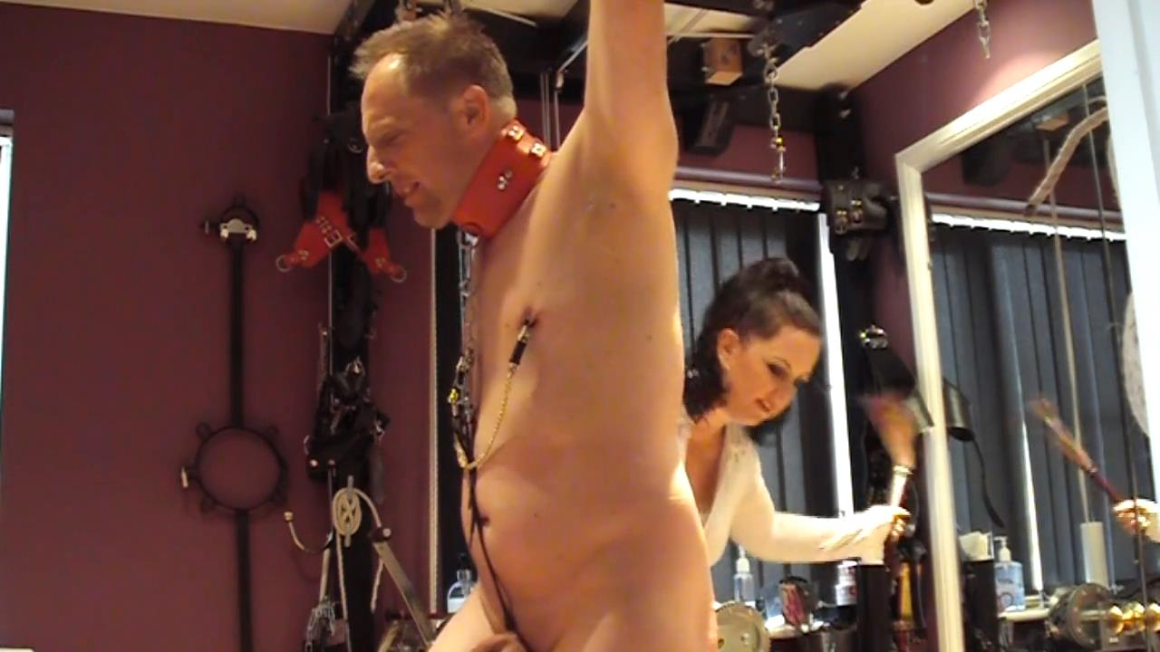Lady Rochester In Scene: A Lesson Learned - LADYROCHESTER - HD/720p/MP4