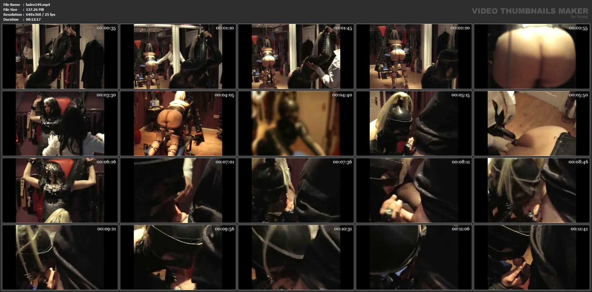 Lady Rochester In Scene: Testing Helen - LADYROCHESTER - LQ/360p/MP4