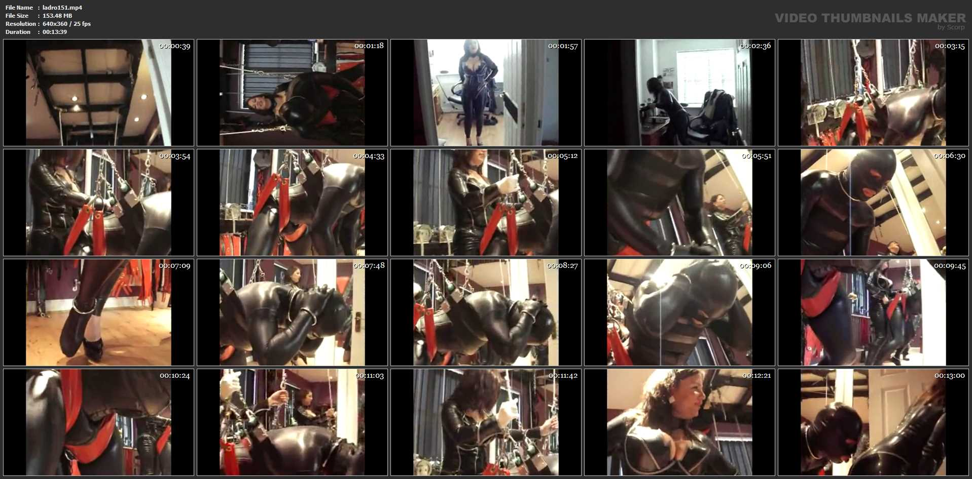 Lady Rochester In Scene: A Good Buggering - LADYROCHESTER - LQ/360p/MP4