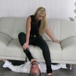 Mistress Katja In Scene: Worship my high heels and get crushed – MISTRESS-KATJA – FULL HD/1080p/MP4
