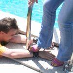 Mistress Katja In Scene: Hard Hand Trampling in High Heels at the Pool – MISTRESS-KATJA – FULL HD/1080p/MP4