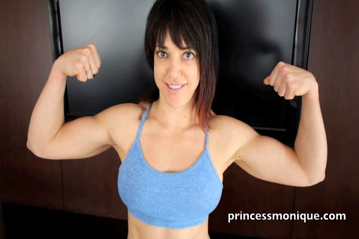 Monique Stranger In Scene: VEGAS FLEXING - PRINCESSMONIQUE - SD/480p/MP4