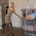 miss Kenworthy In Scene: A caning from miss K – THE-ENGLISH-GOVERNESS – FULL HD/1080p/MP4