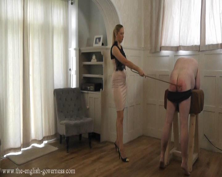 miss Kenworthy In Scene: Miss Kenworthy tawses dissobident - THE-ENGLISH-GOVERNESS - SD/576p/MP4