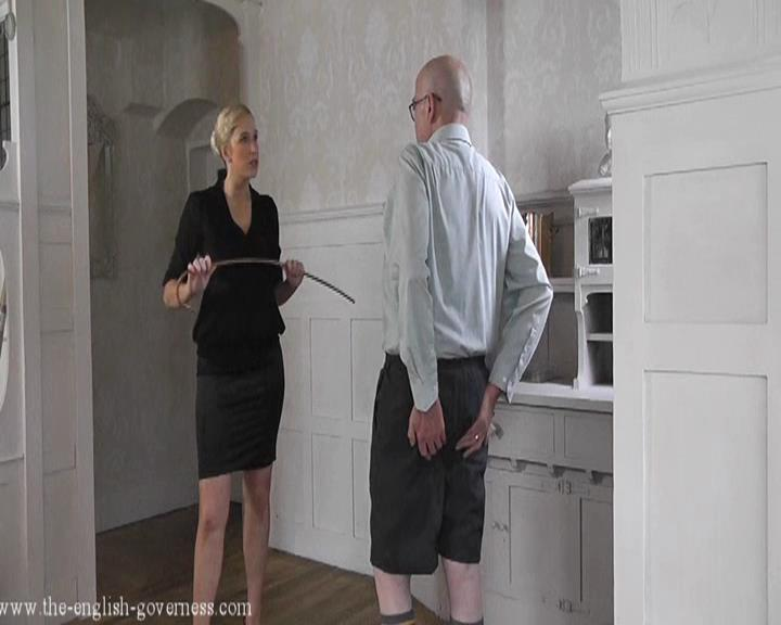 miss Kenworthy In Scene: Governess Kenworthy in serve caning - THE-ENGLISH-GOVERNESS - SD/576p/MP4