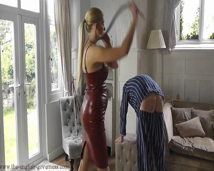miss Kenworthy In Scene: Miss Kenworthy contraband caning - THE-ENGLISH-GOVERNESS - SD/576p/MP4