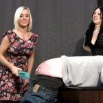 Miss Monroe, Miss Cass In Scene: Punish together – THE-ENGLISH-GOVERNESS – FULL HD/1080p/MP4
