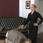 Miss Eve In Scene: Miss eve is not messing around – THE-ENGLISH-GOVERNESS – FULL HD/1080p/MP4