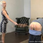 A caning for the naughty boy – THE-ENGLISH-GOVERNESS – FULL HD/1080p/MP4