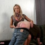 Miss Abbey In Scene: Miss abbey deliver the final blow with her slipper – THE-ENGLISH-GOVERNESS – HD/720p/MP4