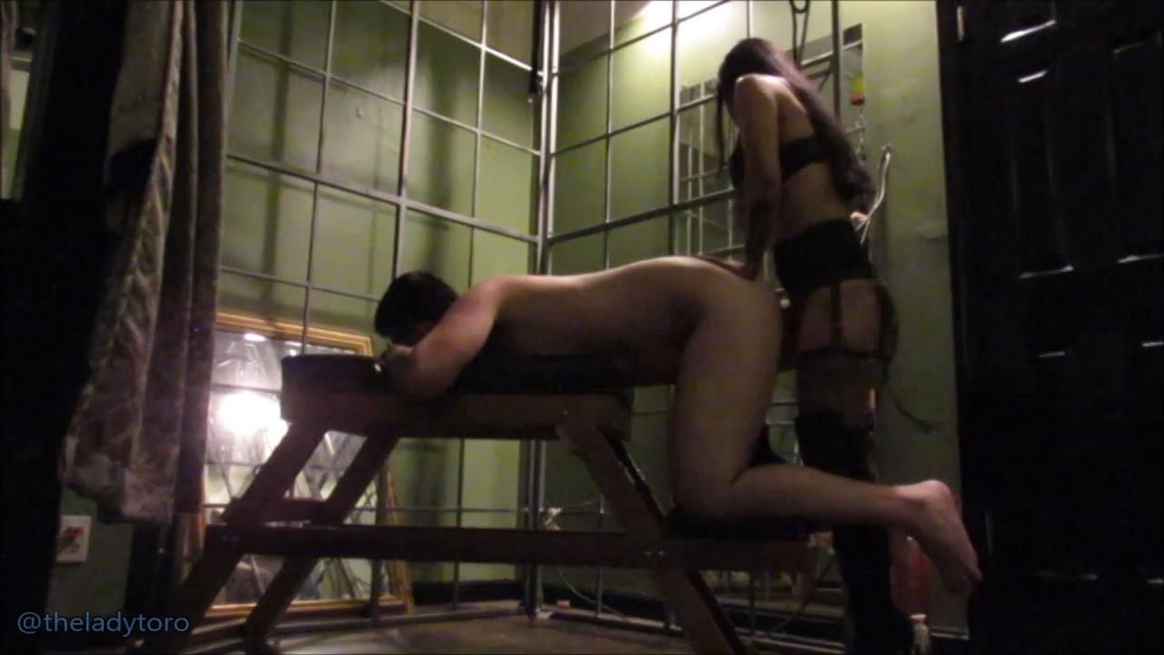 Mistress Toro In Scene: FUCKING THE BITCH OUT OF YOU - THELADYTORO - HD/720p/MP4