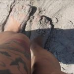 Mistress Toro In Scene: BAREFOOT BEACH WALKING – THELADYTORO – FULL HD/1080p/MP4