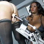MADAME CARAMEL In Scene: Fucking Machines Everywhere – BLACK-MISTRESSES – HD/720p/MP4