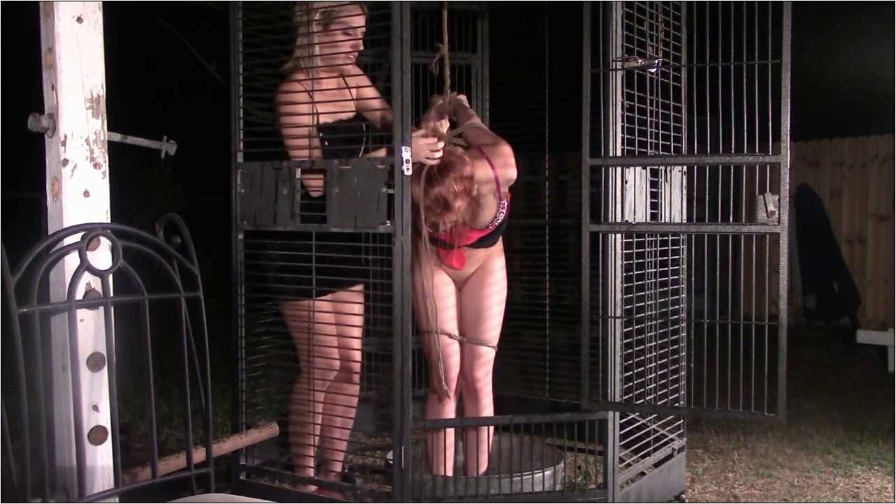Abby, Briella Jaden In Scene: Welcome Back Abby - BRIELLASBONDAGEBOUTIQUE - HD/720p/MP4