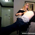 Audrey Tate In Scene: Chef Spanks Her Cameraman Day 1 – CLARESPANKSMEN – FULL HD/1080p/MP4