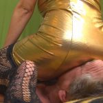 Daliah In Scene: Enjoy my golden ass – FACESITTING-PARADISE – FULL HD/1080p/MP4