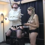 Barbary Rose, Missy Minks In Scene: Barbary Sybian and Orgasms – FETISHPROS – HD/720p/MP4