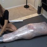 Katharine Cane, Missy Minks In Scene: Mummification Escape – FETISHPROS – HD/720p/MP4