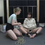 Dolly Leigh, Paris Lincoln In Scene: Paris Stuck in Straitjacket – FETISHPROS – HD/720p/MP4