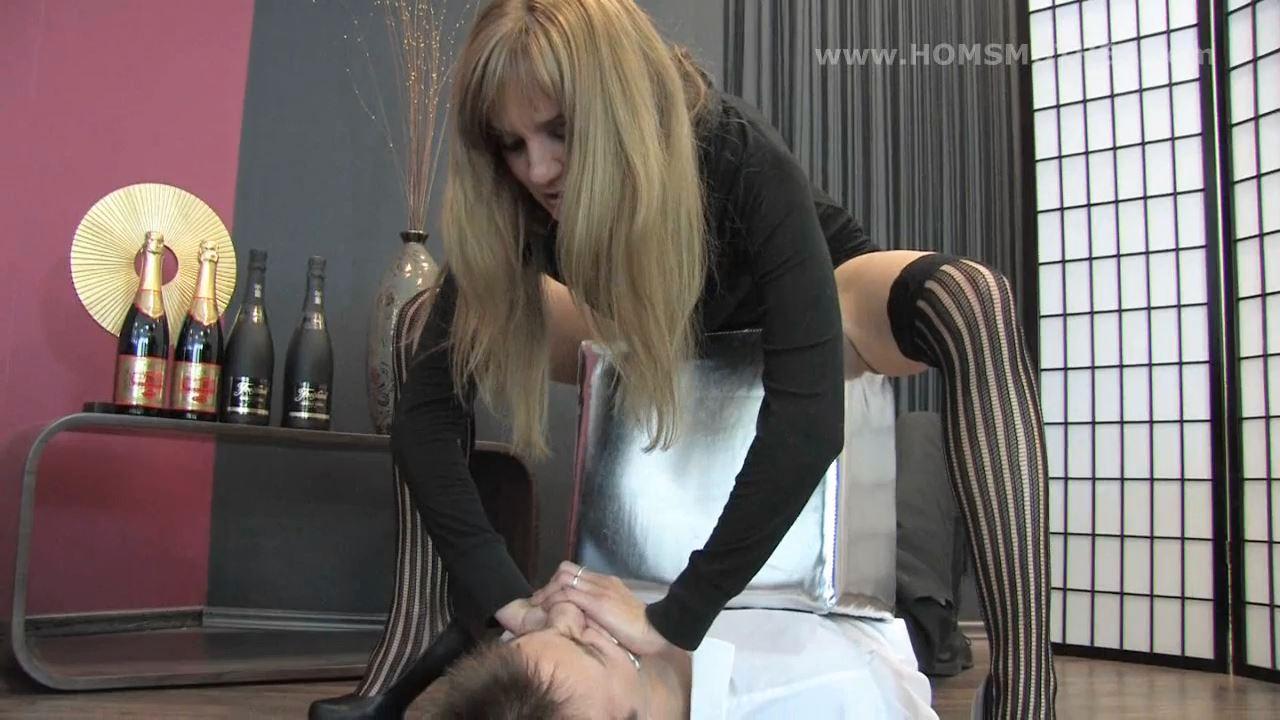 Mistress Stella In Scene: Breath control by Stella - HOMSMOTHER - HD/720p/WMV
