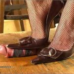 Mistress Julia In Scene: Humiliating Shoejob – JULIASHEELS – HD/720p/MP4