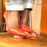 Mistress Julia In Scene: Milking your cock with my GML heels – JULIASHEELS – HD/720p/MP4