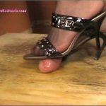 Mistress Julia In Scene: Nylons and mules cum massage – JULIASHEELS – HD/720p/MP4