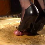 Mistress Julia In Scene: Milking a slave – JULIASHEELS – HD/720p/MP4
