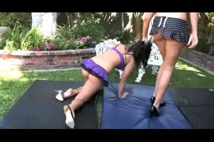 Cali Vs Nicole Match2- Part1 - KICKASSGIRLZ - SD/480p/MP4