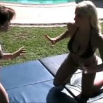 Deanna Vs Laura Part 2 – KICKASSGIRLZ – SD/480p/MP4