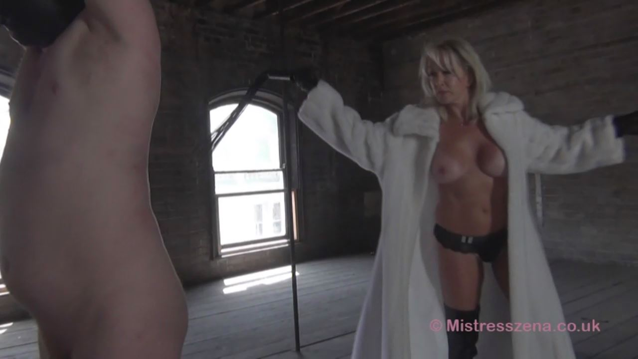 Mistress Zena In Scene: Whipping my critter with riding crop - MISTRESSZENA - HD/720p/MP4