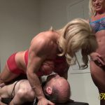 Ashlee Chambers, Wild Kat In Scene: It's A Threesome. With A Twosome In Charge – FEMALEMUSCLEPORNSTARS / FEMALEMUSCLENETWORK – HD/720p/MP4