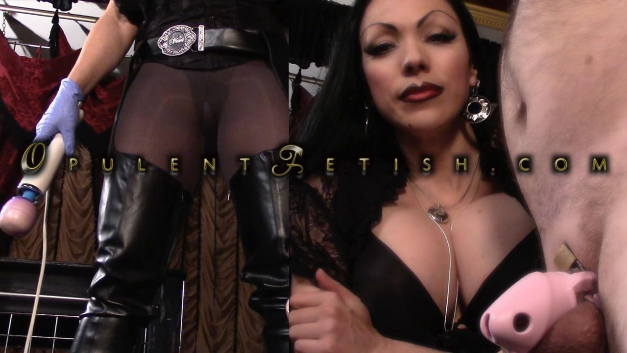 Goddess Cheyenne In Scene: No Relief - OPULENTFETISH / GODDESSCHEYENNE - HD/720p/MP4