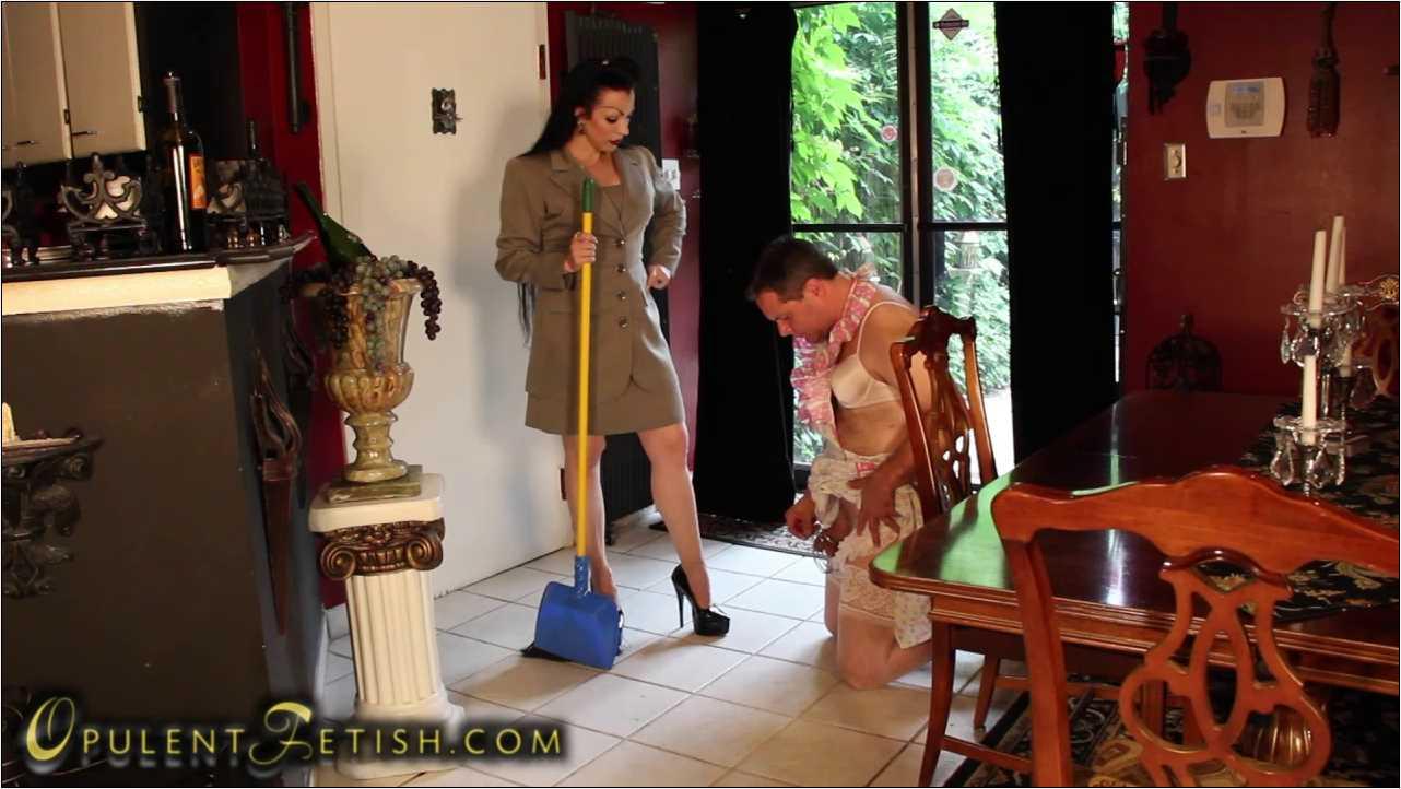 Goddess Cheyenne In Scene: Sissy Maid Servitude - OPULENTFETISH / GODDESSCHEYENNE - HD/720p/MP4