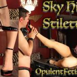 Goddess Cheyenne In Scene: Sky High Stilettos – OPULENTFETISH / GODDESSCHEYENNE – HD/720p/MP4