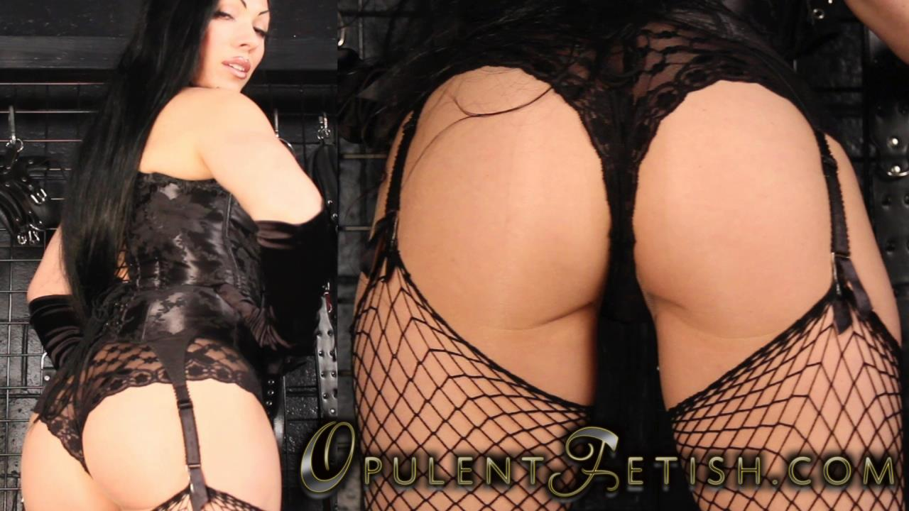 Goddess Cheyenne In Scene: Slave to My Ass - OPULENTFETISH / GODDESSCHEYENNE - HD/720p/MP4